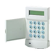 CP038-01, MK7 LCD Keypad Proximity Card with with Volume Control