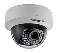 DS-2CE56D5T-VFIR HIKVision Turbo HD Indoor Dome, 1080p, IR range 30m, 2.8-12mm Lens, 12 VDC