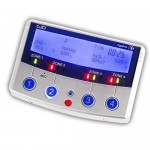 GJD910 Dygizone 4 Zone digital lighting control & enunciator