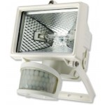 Security PIR-150 Energy Saving Halogen Floodlights!