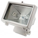 Security PIR-150 Energy Saving Halogen Floodlights